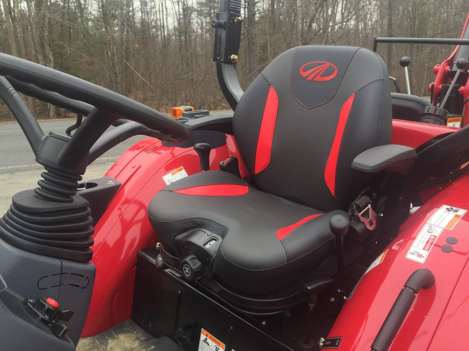 2019 Mahindra 2638 HST Tractor Loader & Backhoe for sale in