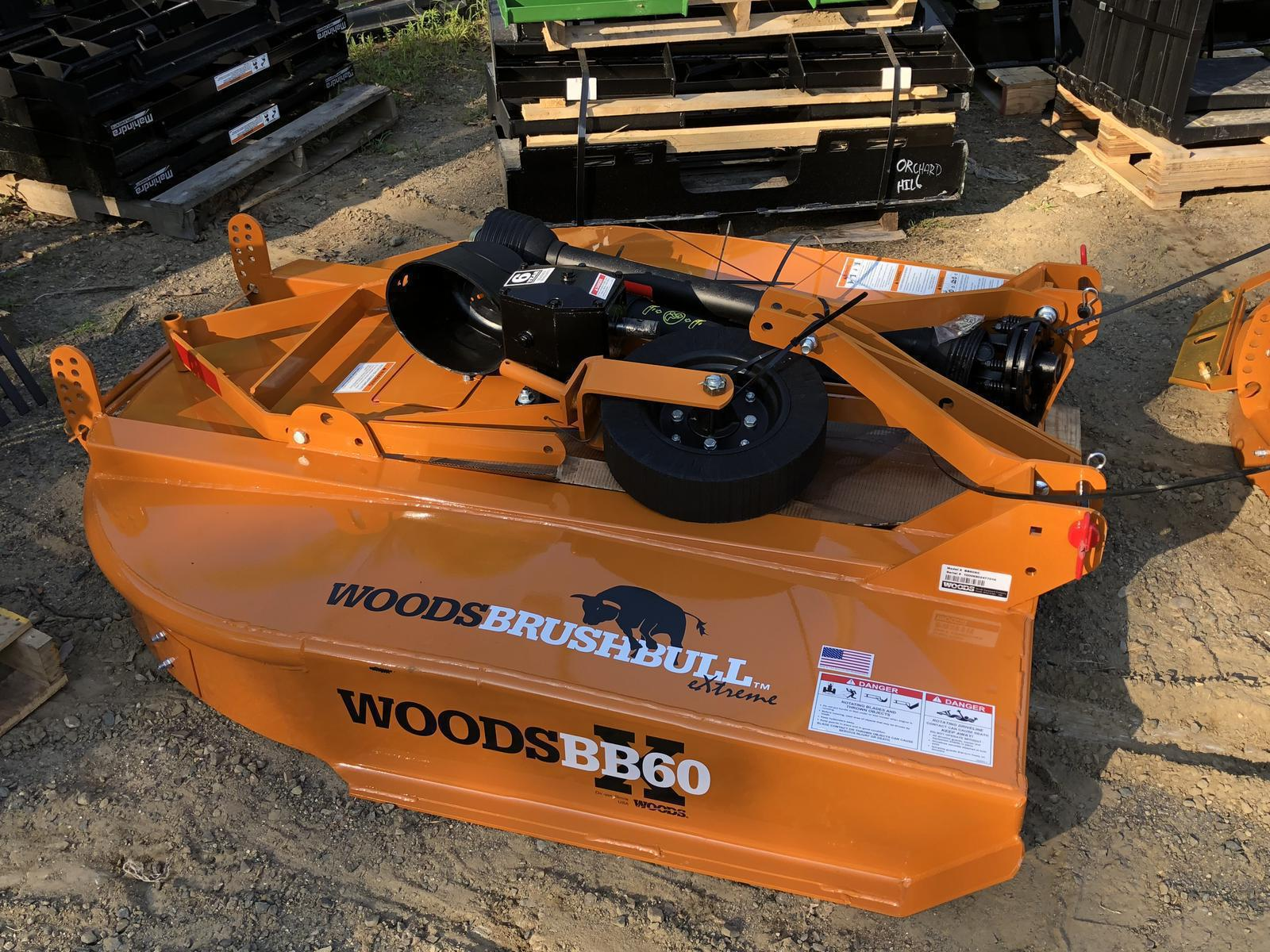 Inventory from Woods Orchard Hill Farm Equipment Belchertown, MA