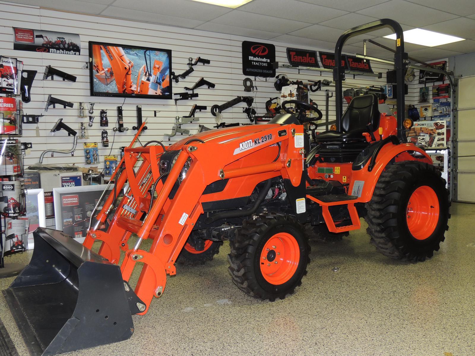 Kioti CK2510 4X4 Tractor Loader (AG/Industrial) - Kioti · Kioti CK2510 4X4  Tractor Loader ...