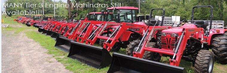 Mahindra Tier 3 New