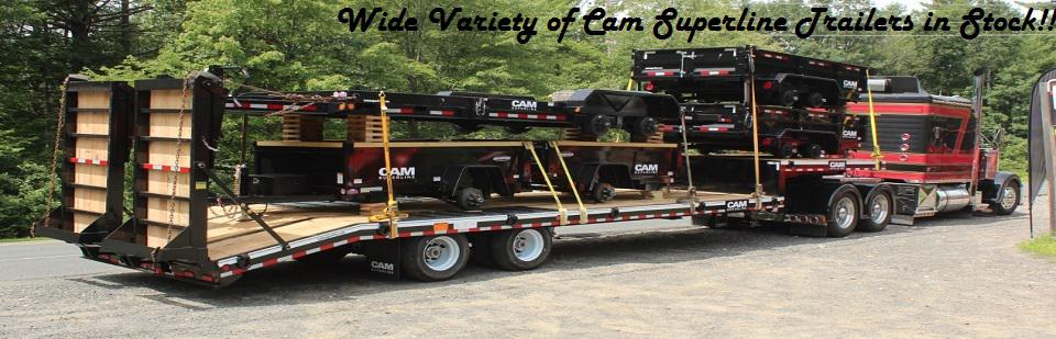 Cam Superline Trailers