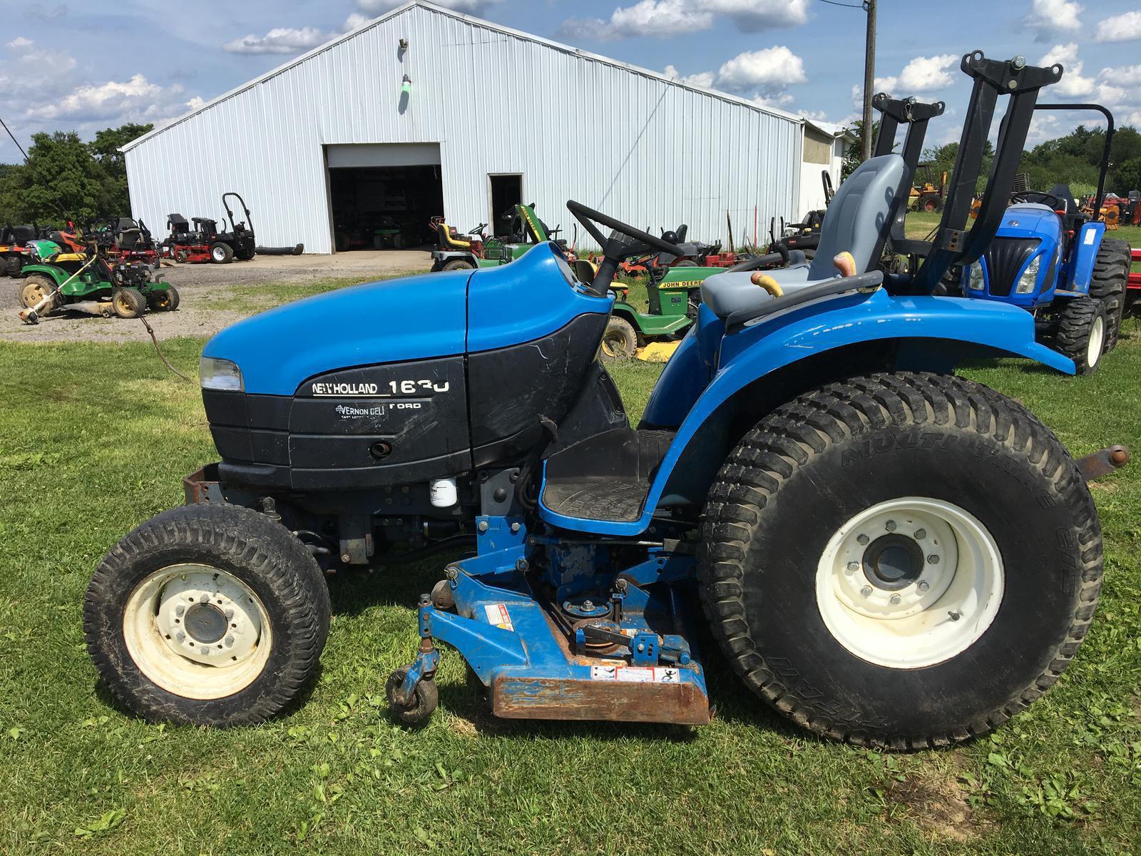 Inventory Vernon Dell Tractor