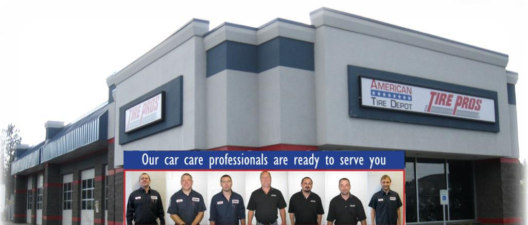 Our Car Care Professionals Are Ready to Serve You
