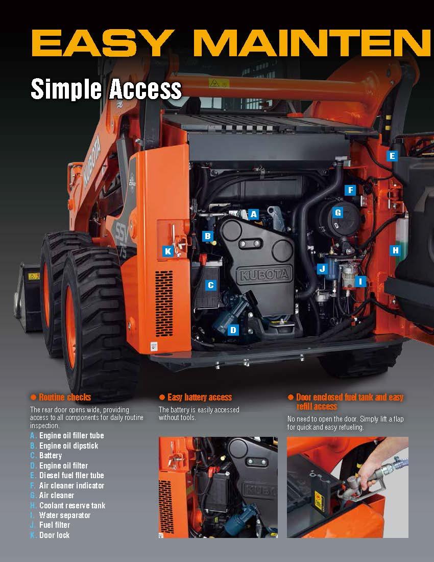 2019 Kubota SSV75 for sale in Auburn, ME  Wallingford Equipment