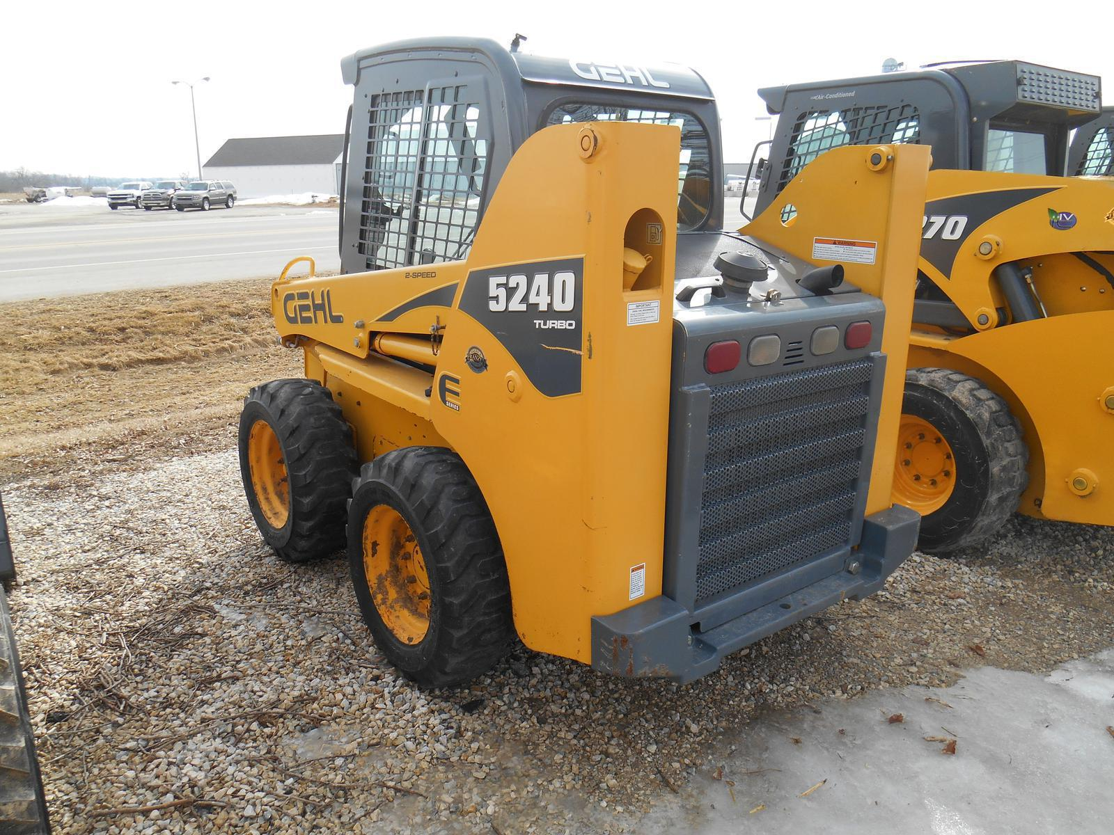 Inventory from Bobcat and Gehl Franzen Sales & Service Fort