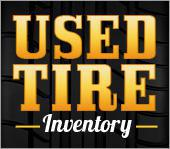 Used Tire Inventory
