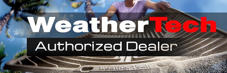 WeatherTech is great for any type of weather.