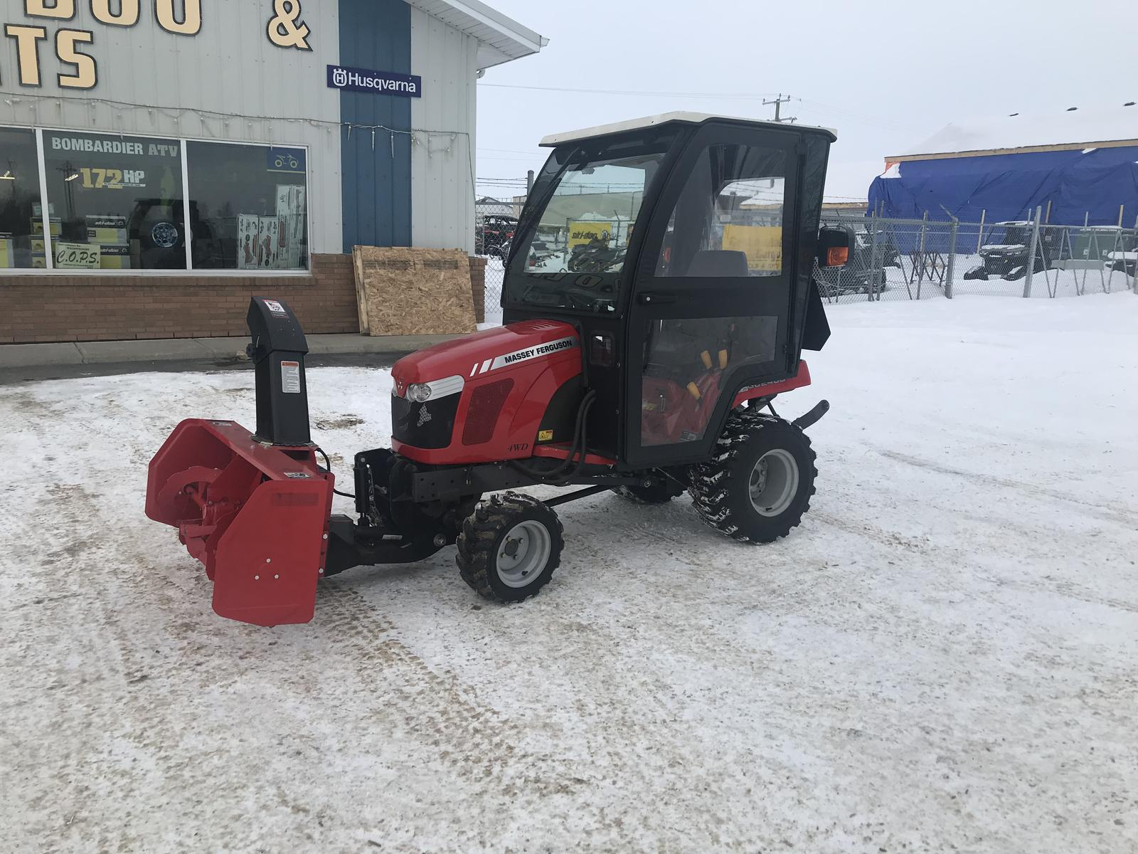 2012 Massey Ferguson GC2400 for sale in Wainwright, AB  Willerton