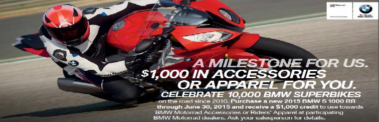 A Milestone For Us. $1,000 in Accessories or Apparel for You!