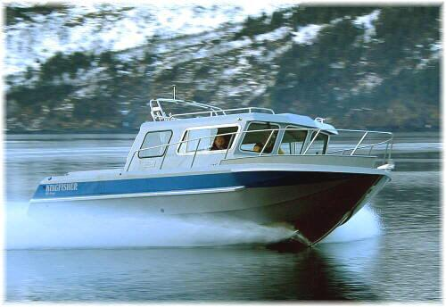 Jetcraft Pilothouse - Photo by Glenn Smith