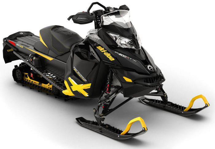 Ski-Doo 2013 Renegade Backcountry X