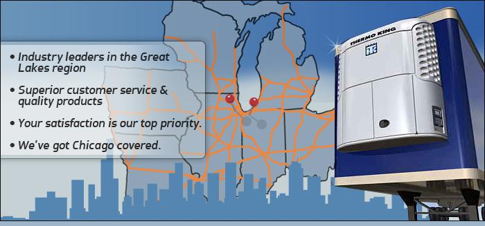 Industry leaders in the Great Lakes region. Superior customer service and quality products. Your satisfaction is our top priority. We've got Chicago covered.