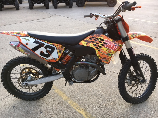 2009 KTM 450 SX-F for sale in Harrison, AR | Yamaha of Harrison (870 ...