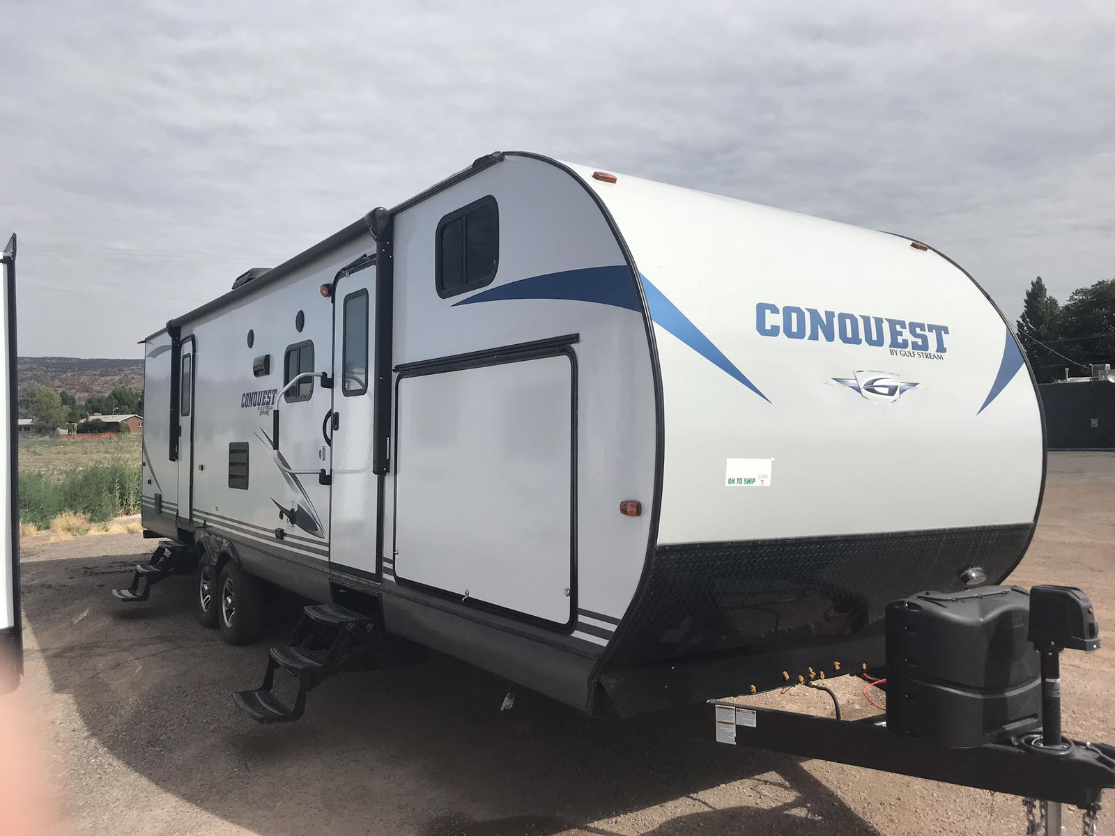 2019 conquest by gulf stream 30frk