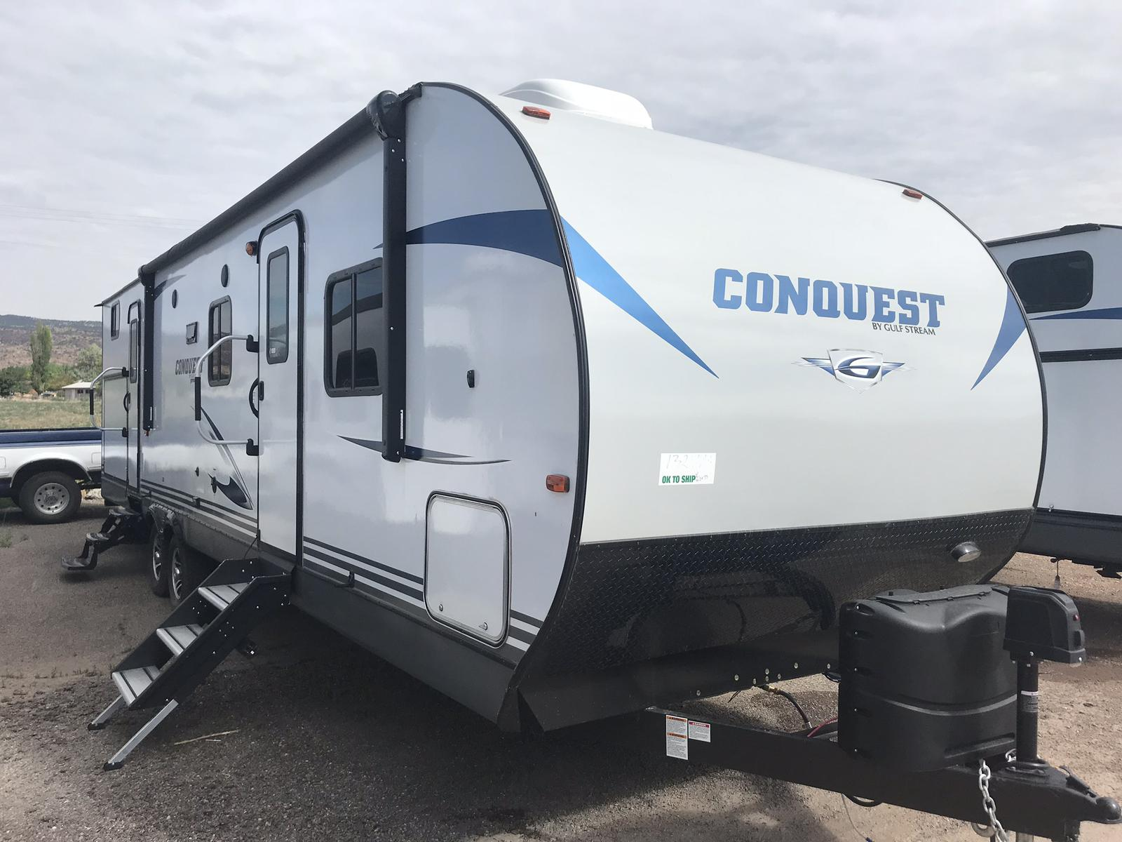 2019 conquest by gulf stream 323tbr