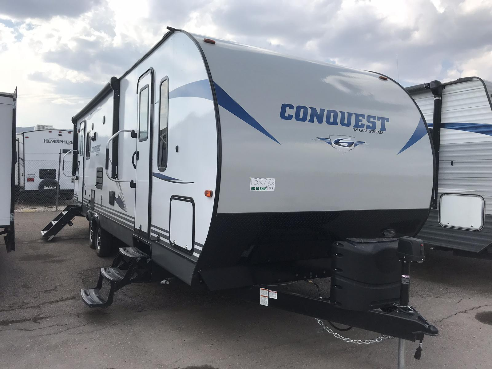 2019 conquest by gulf stream 262rls