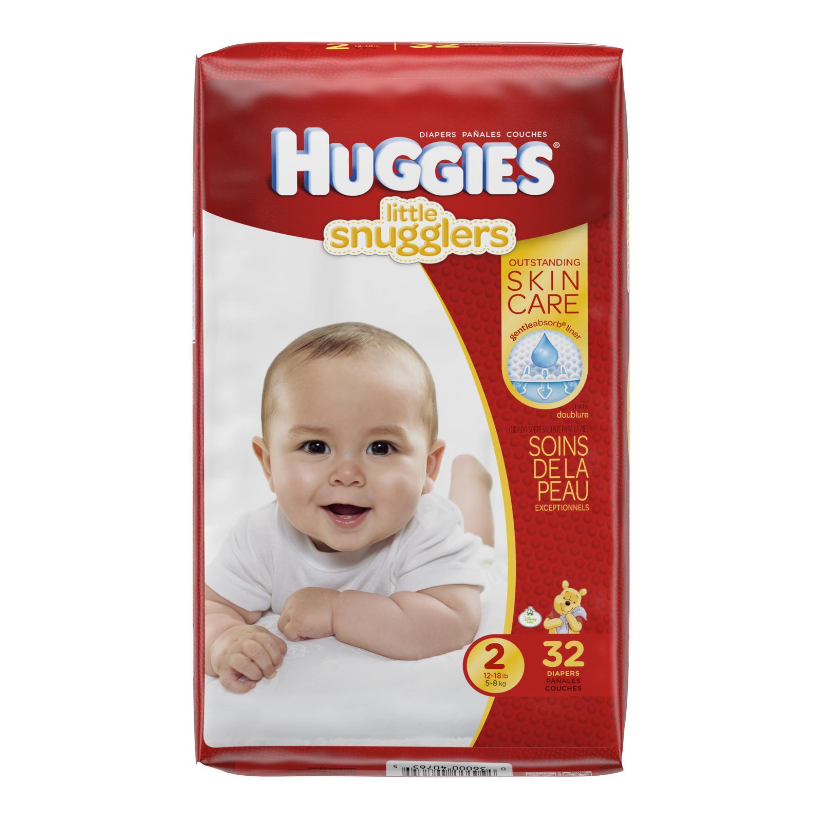 Huggies® Little Snugglers - Child