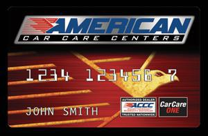 ACCC Credit Card
