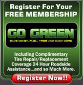 Register for your free membership, including complimentary Tire Repair/Replacement Coverage, 24 Hour Roadside Assistance...and so much more.