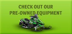 Check out our pre-owned equipment.
