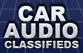 Car Audio Classifieds