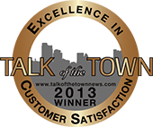 Talk of the town 2013 winner