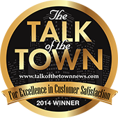 Talk of the town 2014 winner