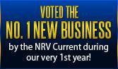 Voted Number One New Business!