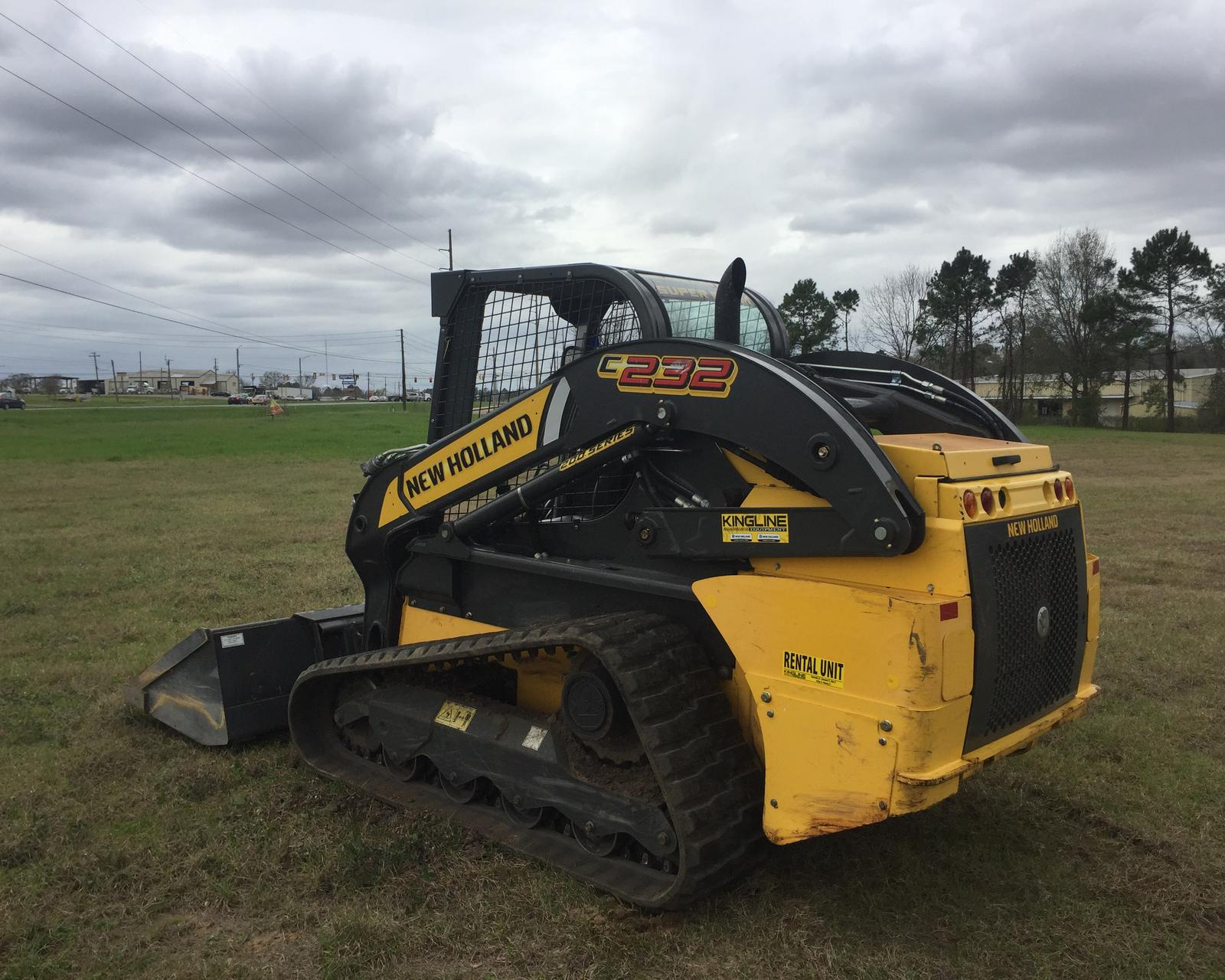 2016 New Holland Agriculture C232