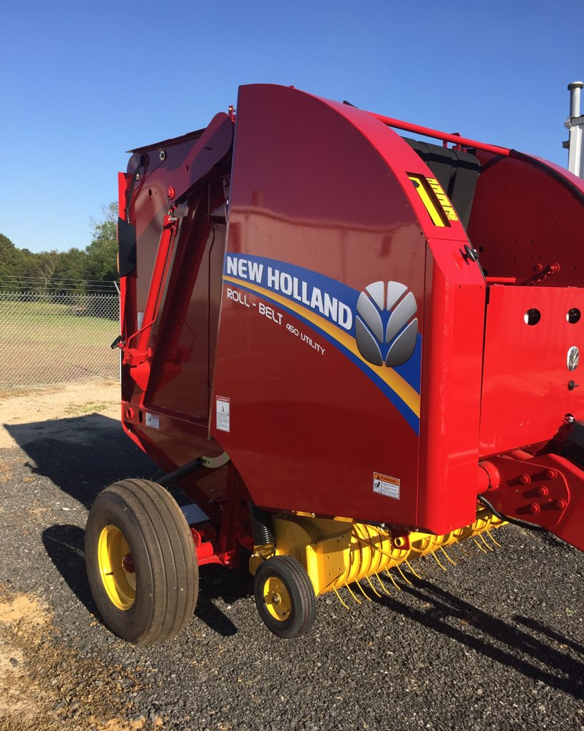2017 New Holland Agriculture Roll-Belt™ Round Balers Roll-Belt™ Bale Command Plus Wiring Harness on