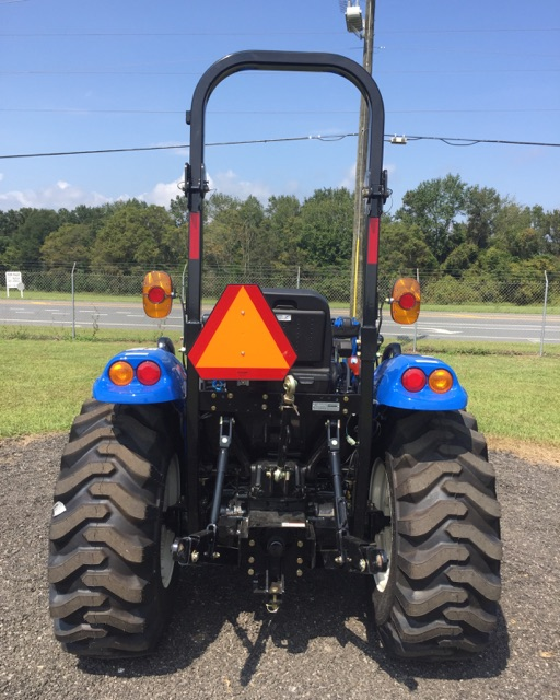 2018 New Holland Agriculture Boomer™ Compact 37