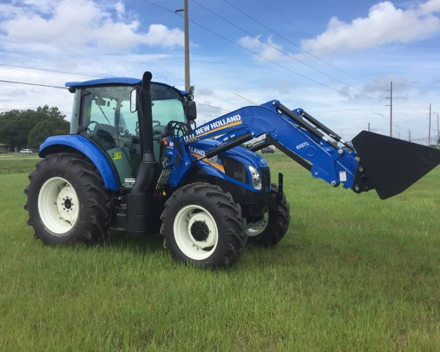 2018 New Holland Agriculture PowerStar™ 100 for sale in