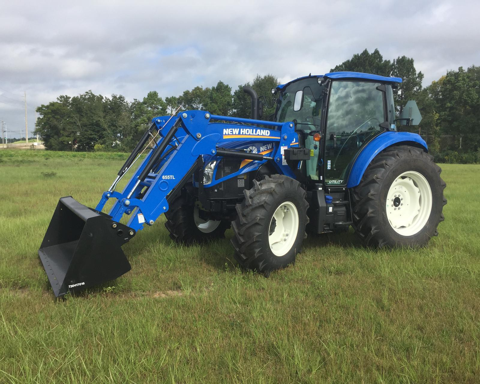2018 New Holland Agriculture PowerStar™ 110 for sale in