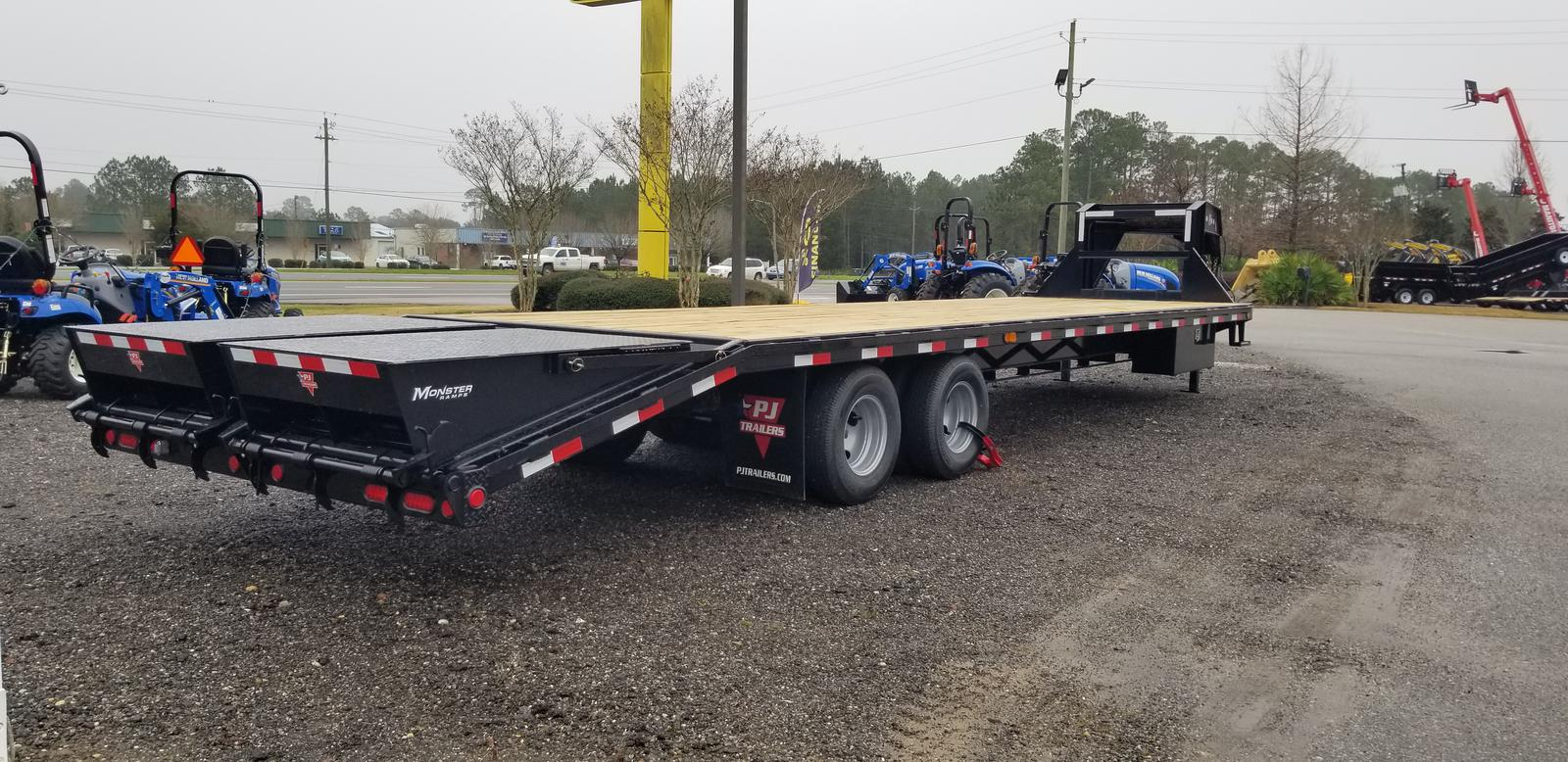 Inventory from Case IH and PJ Trailers Kingline Equipment