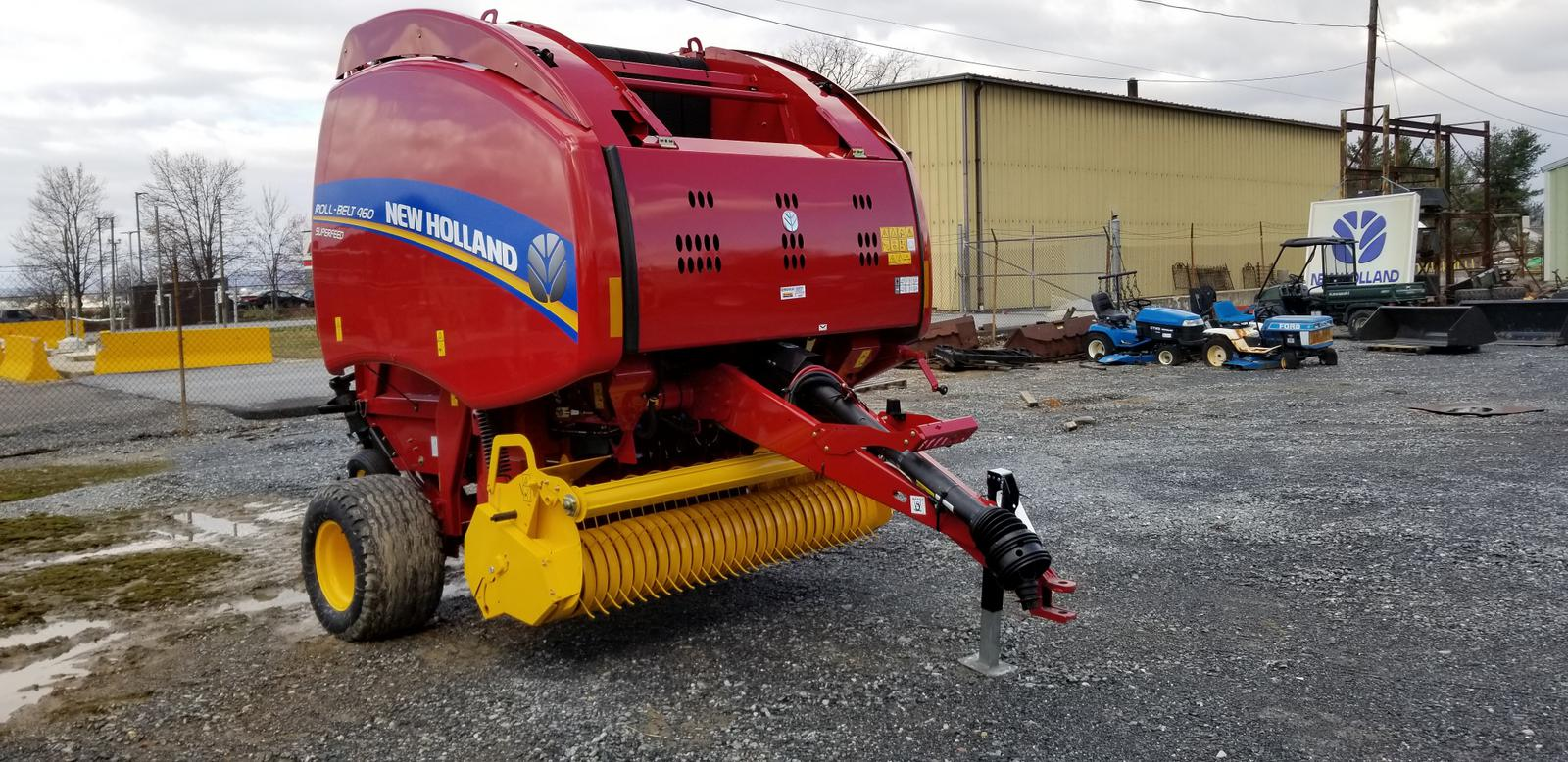 Inventory Ceresville New Holland, Inc  Frederick, MD (800) 331-9122