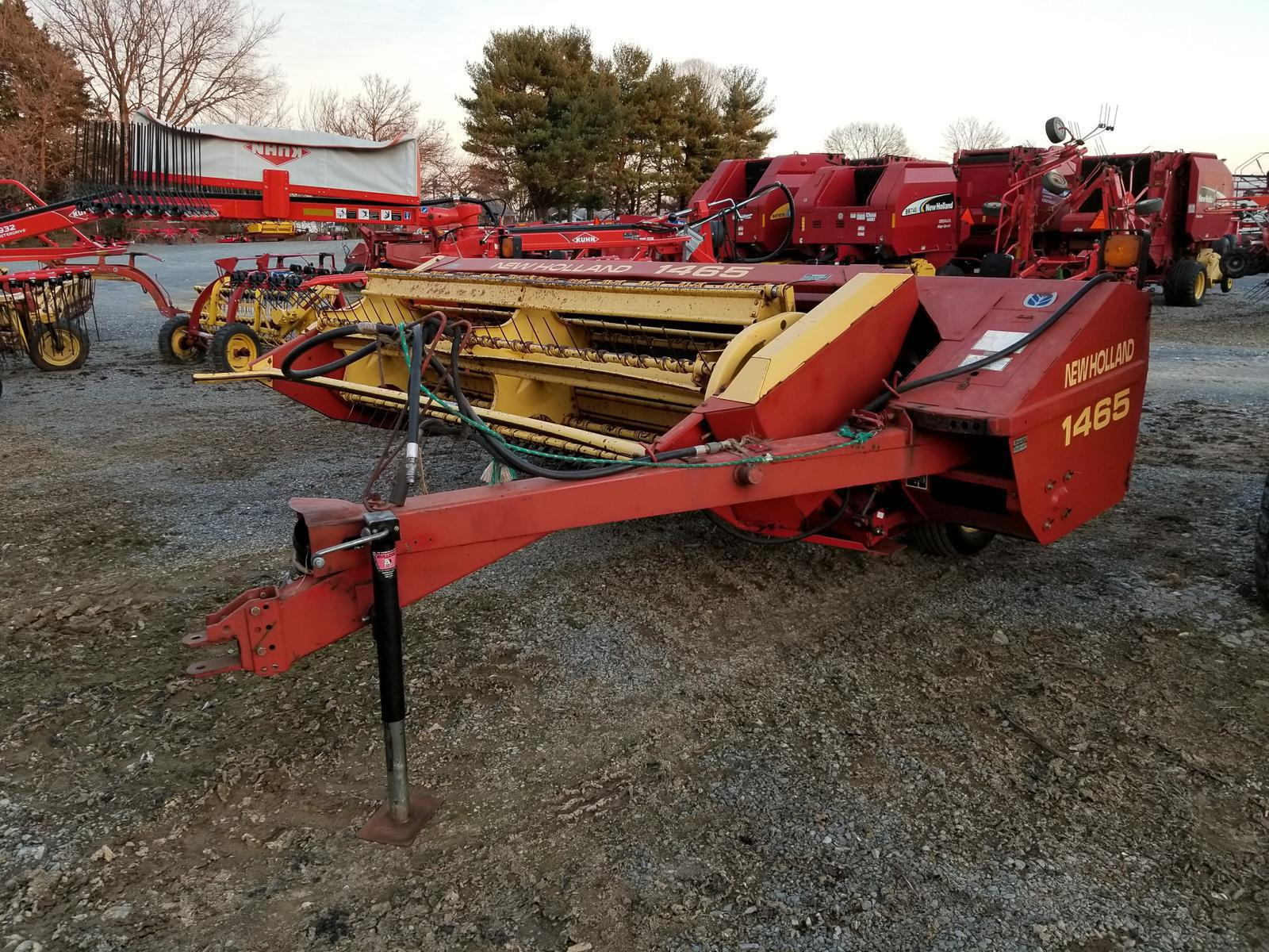 Inventory from New Holland Agriculture and Enorossi