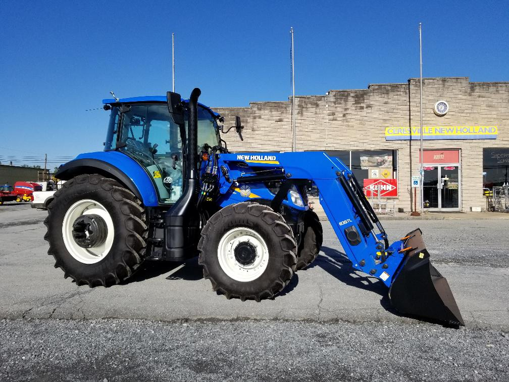 2019 New Holland Agriculture T5 Series - Tier 4B T5 120