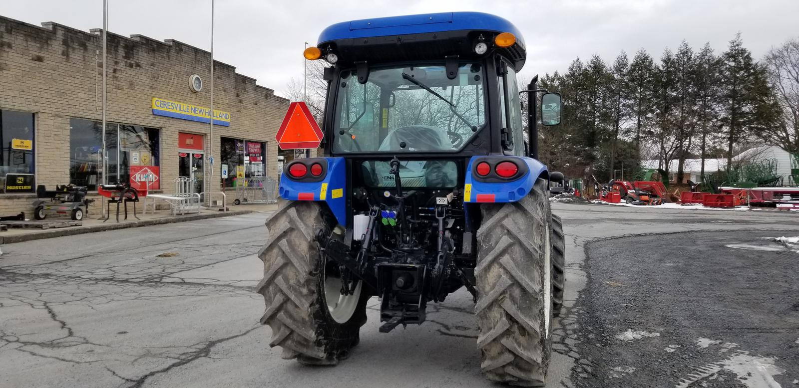 2018 New Holland Agriculture Workmaster™ Utility 55 - 75 Series 75