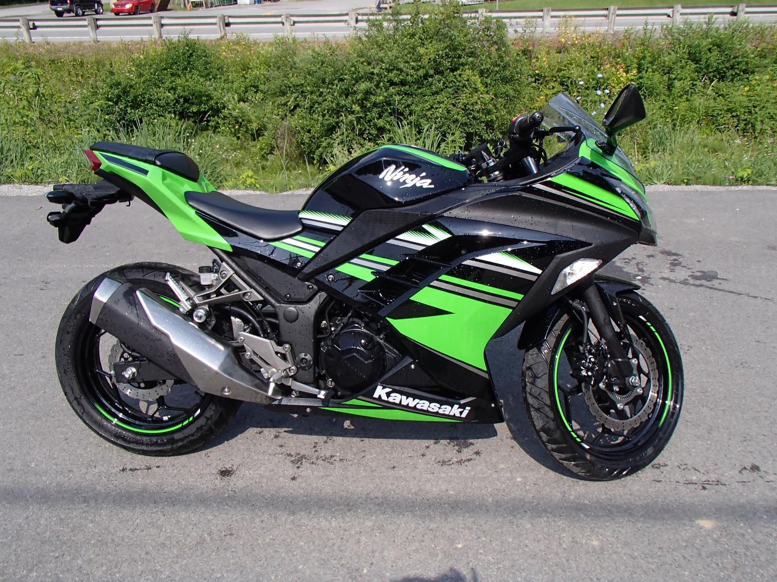 2016 Kawasaki Ninja 300 Abs Krt Edition For Sale In Elkins Wv