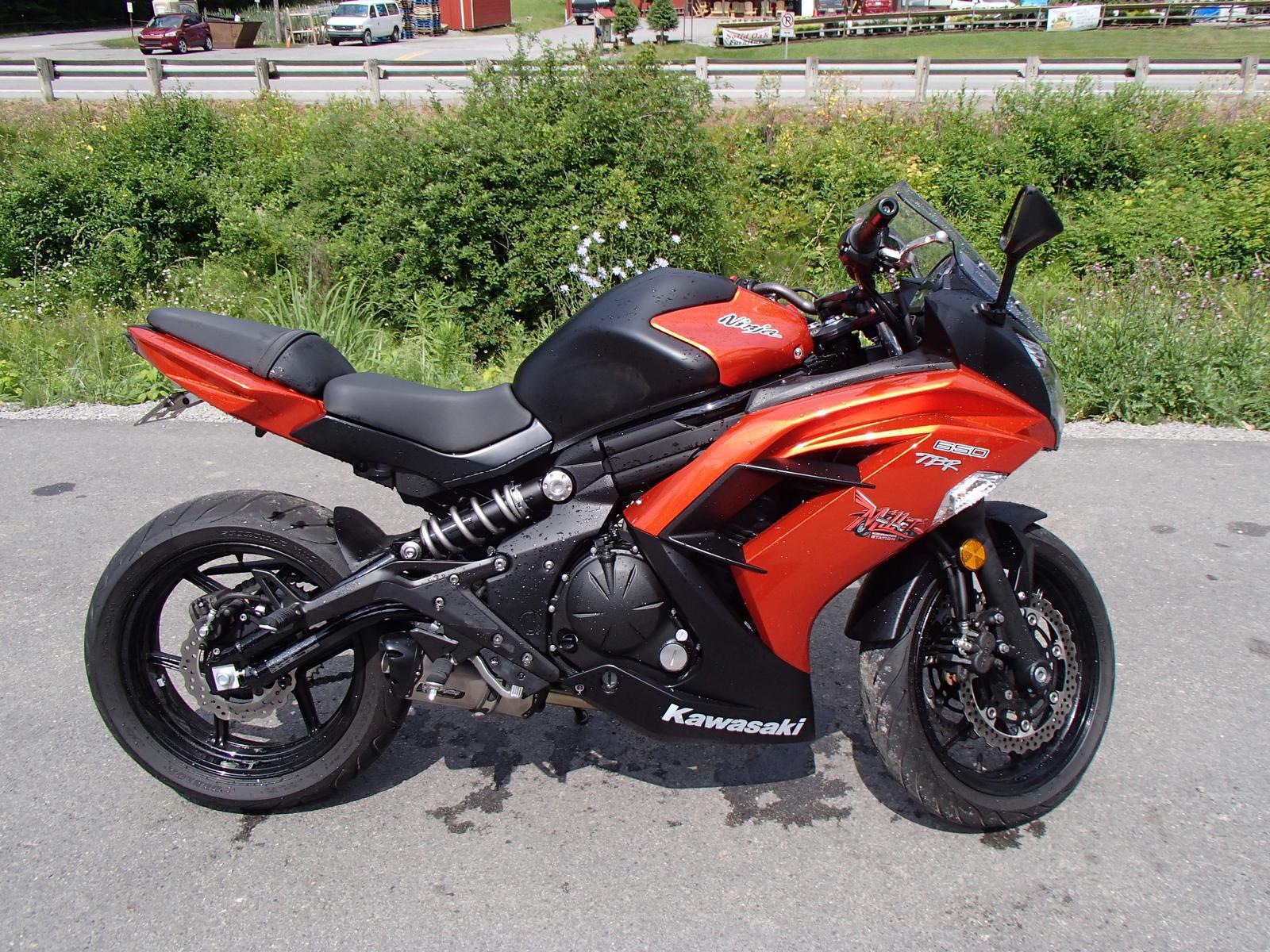 2014 Kawasaki Ninja 650 For Sale In Elkins Wv Elkins Motorsports