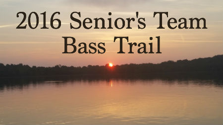2016 seniors team bass trail