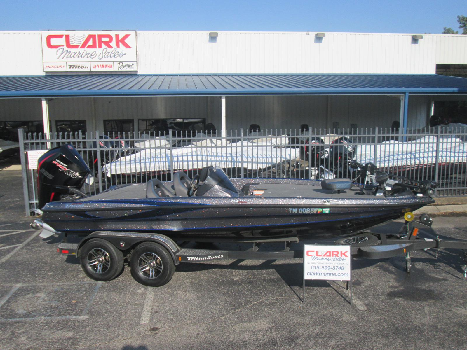 Inventory from Tracker, Twin Vee and Triton Boats Clark