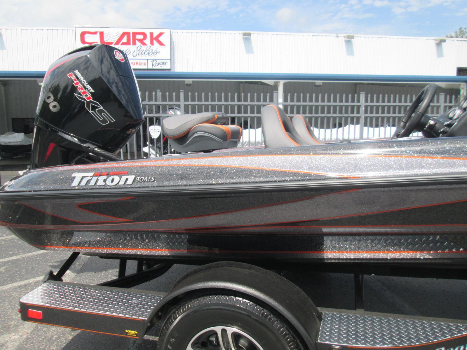 2020 Triton Boats 18 TRX
