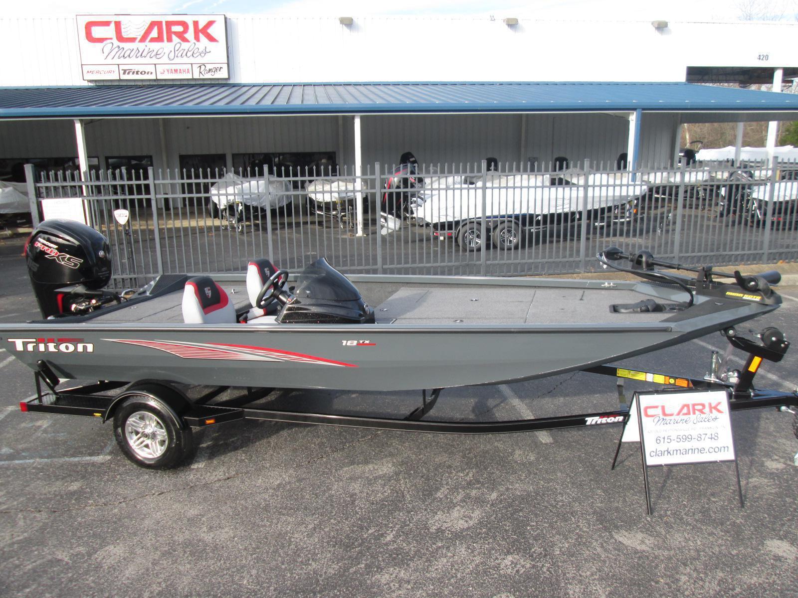 2019 Triton Boats 18 TX
