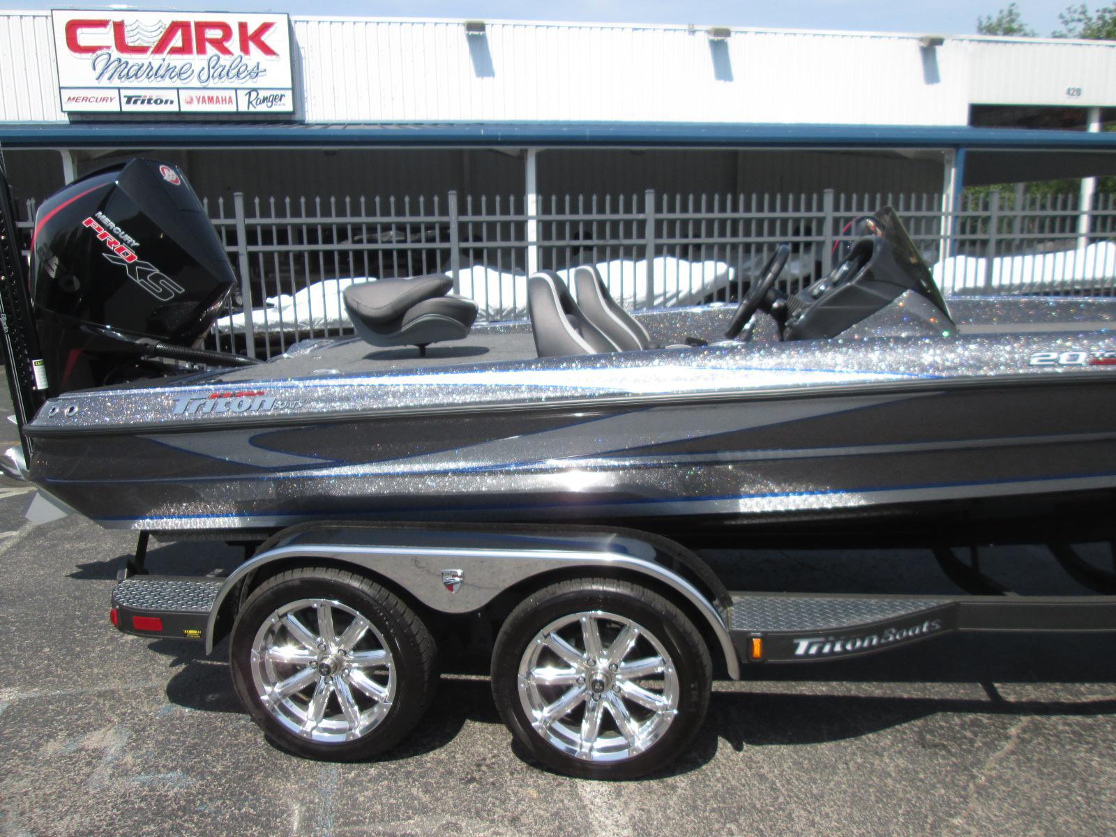 2019 Triton Boats 20 TRX Patriot for sale in Franklin, TN
