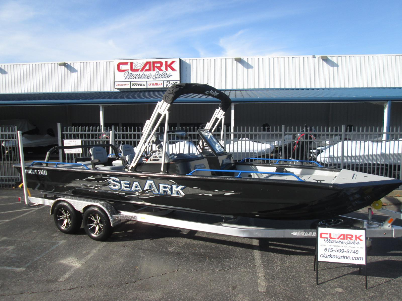 Seaark Boats For Sale >> 2019 Seaark Procat 240
