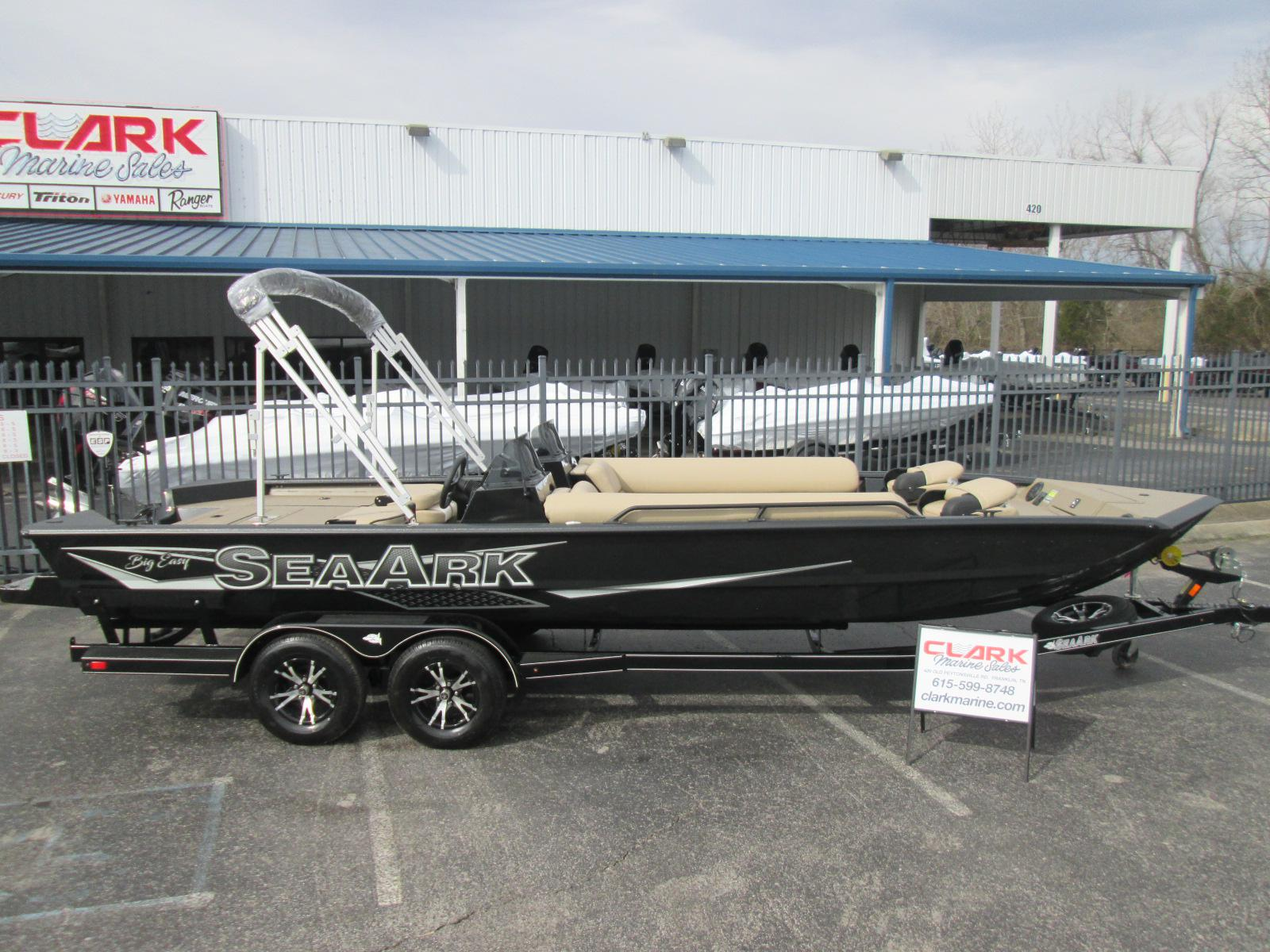 Seaark Boats For Sale >> 2019 Seaark Big Easy