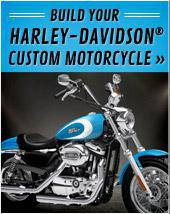 Build Your Custom Harley-Davidson