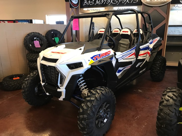 Side x Side from Polaris Industries BOS MOTORSPORTS HAYS, KS