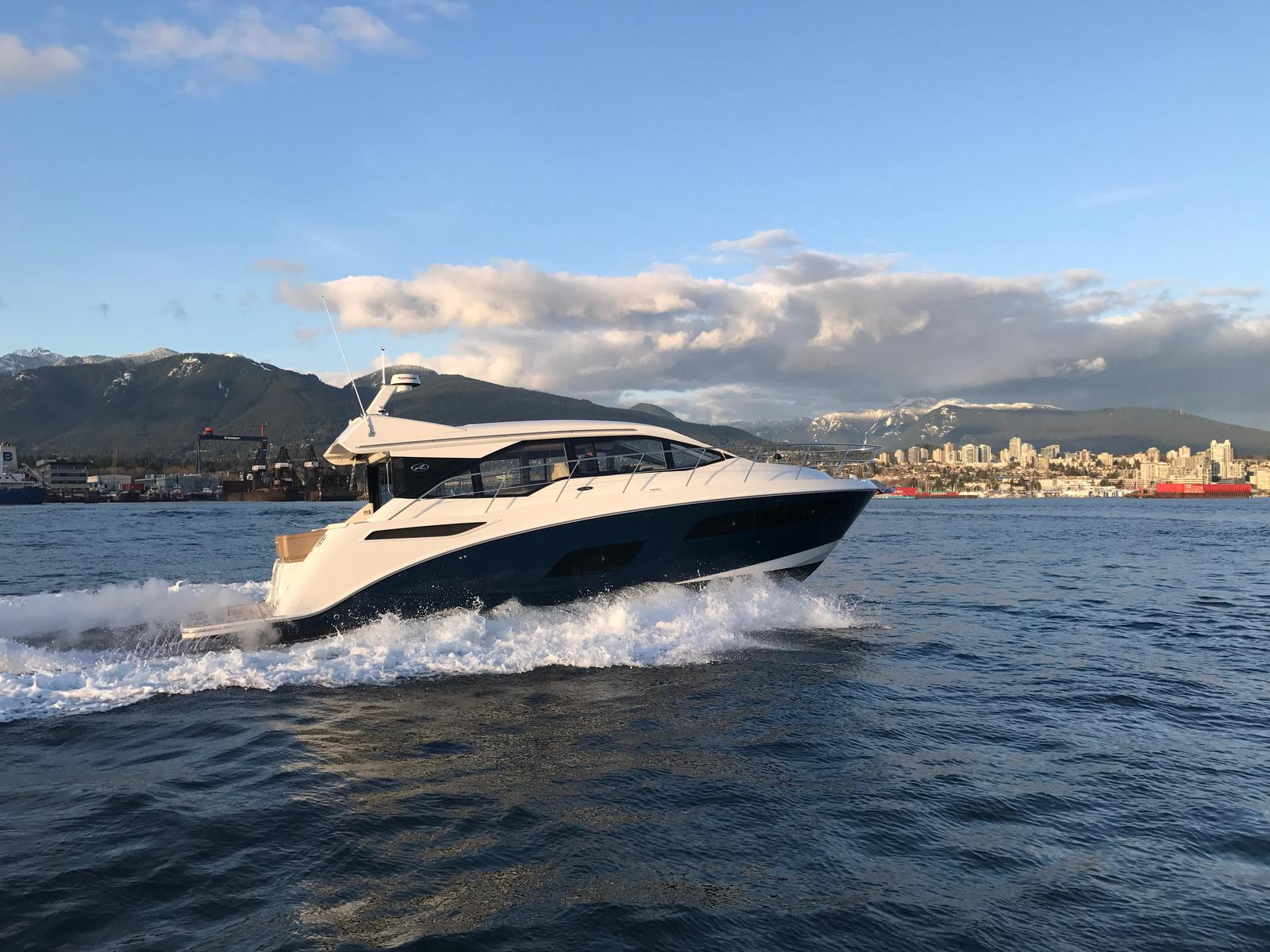 2018 Sea Ray Sundancer 460 For Sale In Vancouver Bc M P Yacht
